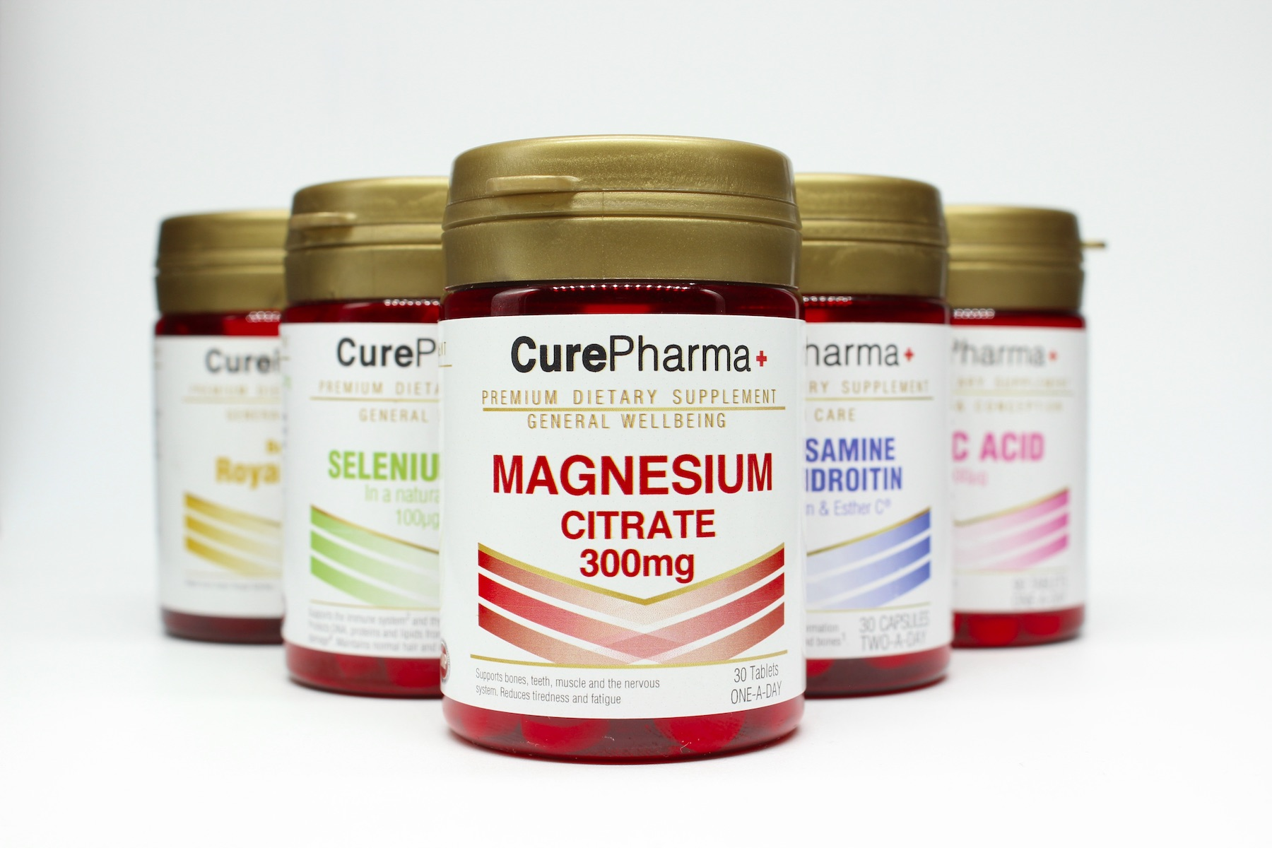 CurePharma Supplements Image